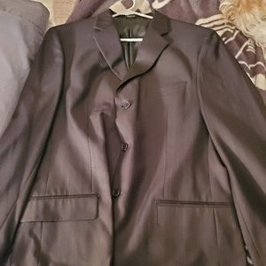 Missoni Pinstripe 40 R Suit Sport Coat